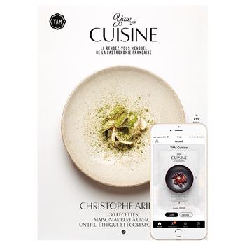 Visuel offre Print et Digitale | YAM Cuisine