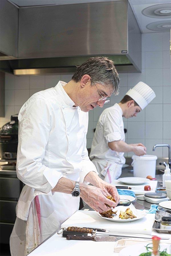 Christophe Pelé - YAM Cuisine