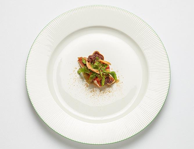 Rouget barbet - Christophe Pelé - YAM Cuisine
