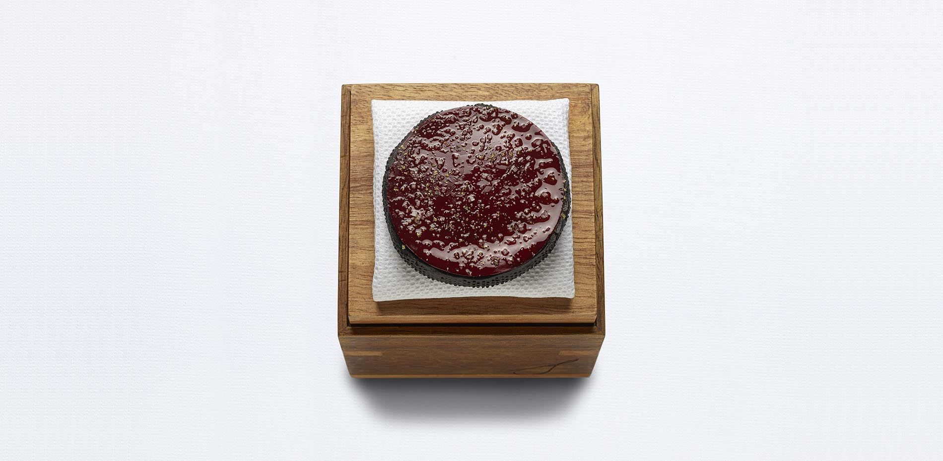 Yam 59 tartelette foie gras