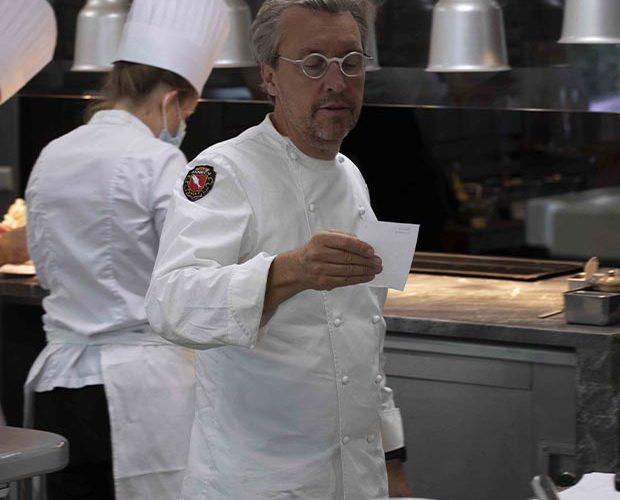 Laurent Petit - YAM Cuisine